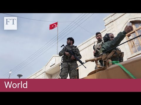 Turkish-backed forces oust