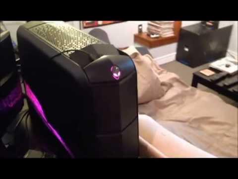 Xbox/PC Gaming Setup Summer 2013