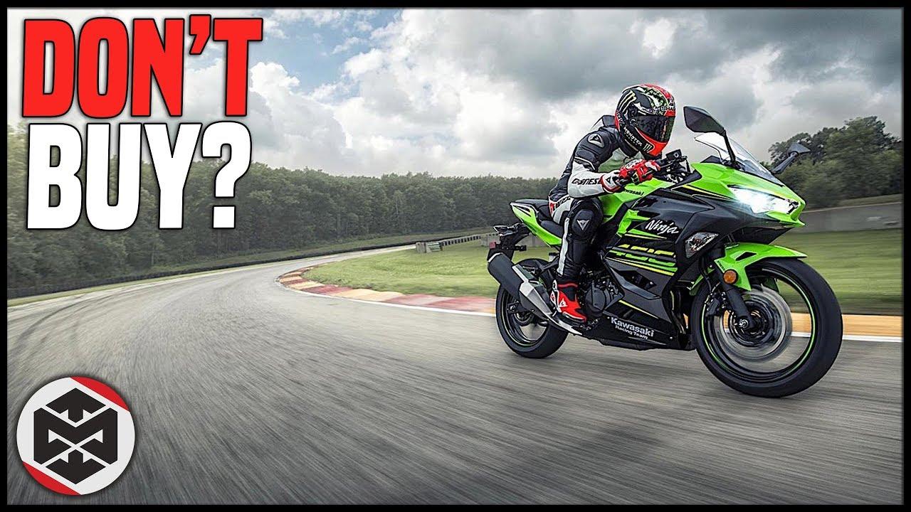 Kawasaki Ninja 400 Impressions! **Don't Buy**