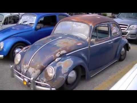 Slammed VW Ratrod | Volksrod