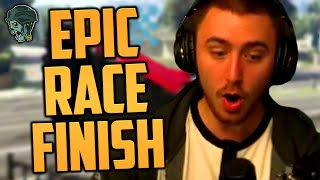 EPIC RACE FINISH (GTA V Online PC)