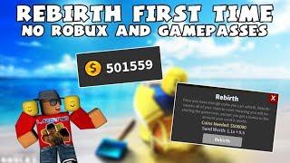[Roblox] Schatzsuche Simulator: REBIRTH FIRST TIME (KEINE ROBUX & KEINE GAMEPASSES)