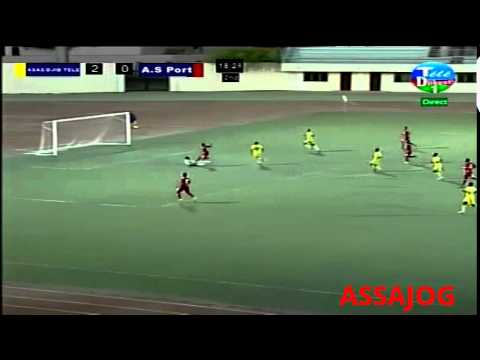 Djibouti: ASAS/DJIBTELECOM  VS  AS PORT                28/04/2015