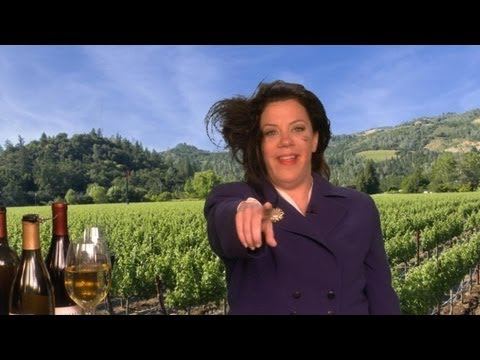 Amy Drinks in Napa