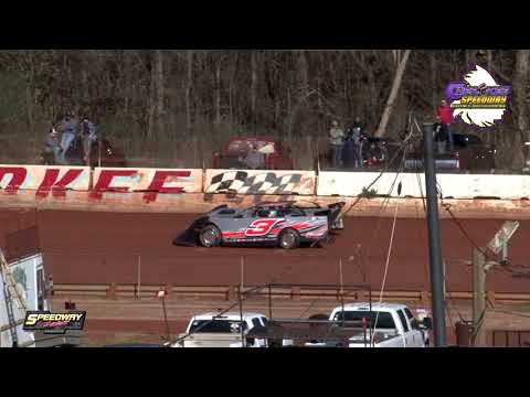 Qualifying 602 Late Model @ Cherokee Speedway Jan  26, 2020