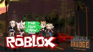 L'équipage FGN Joue: ROBLOX - Grudge