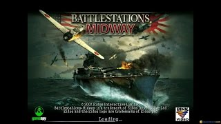 Battlestations: Midway gameplay (PC Game, 2007)