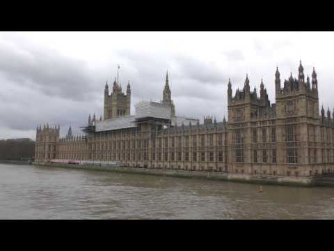 England  central London in 4k  beautiful country ! part 1
