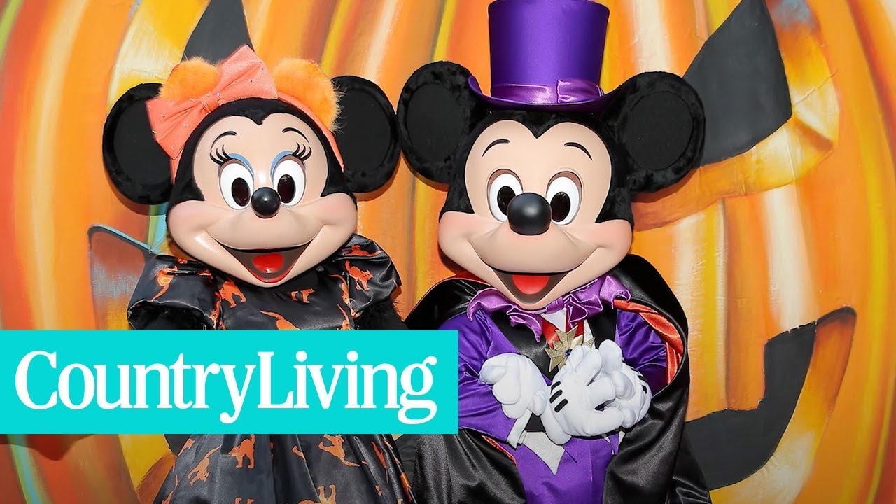 This Is Why You Have To Celebrate Halloween At Disney World | Country Living