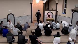 Night 9 - Ramadan 1439 - Live from Masjid Darul Qur'an, Chicago, IL