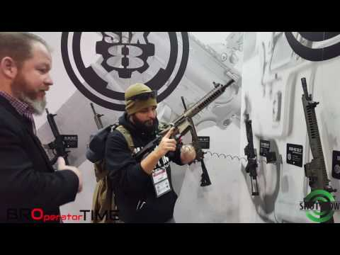 An HOUR of SHOT! Experience Shot Show 2017! (Sorry for the shaky footage guys)