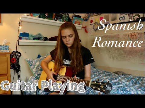 Spanish Romance, Minor Section ~ Guitar | Beginner Flamenco Piece!
