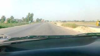 Karachi to Sukkur National Highway