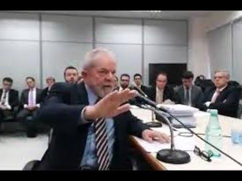 Se inscreva no nosso canal Lula discute com a juíza Gabriela Hardt no começo da audiência
