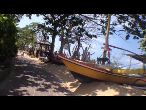 Sanur Beach Promenade