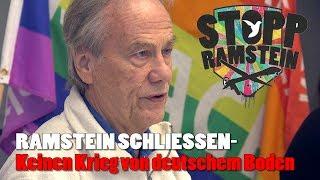 Ramstein schließen – Keinen Krieg von deutschem Boden