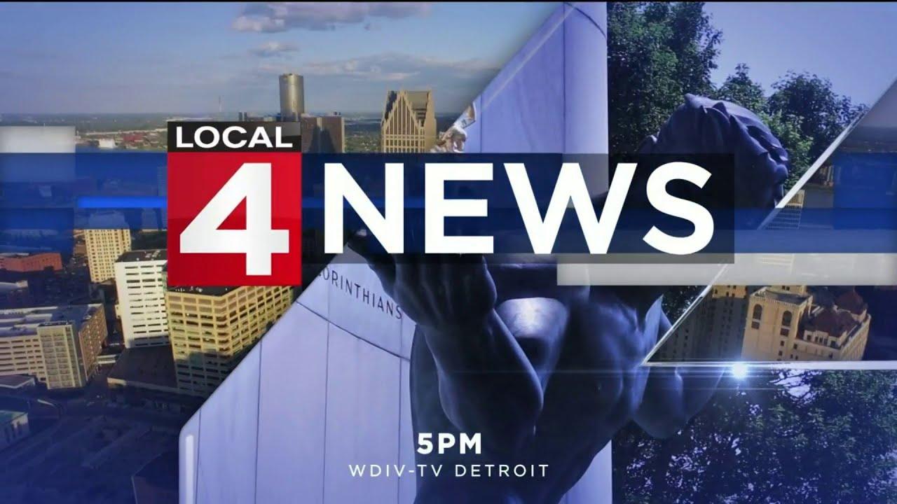 Local 4 News at 5 -- Dec. 20, 2019