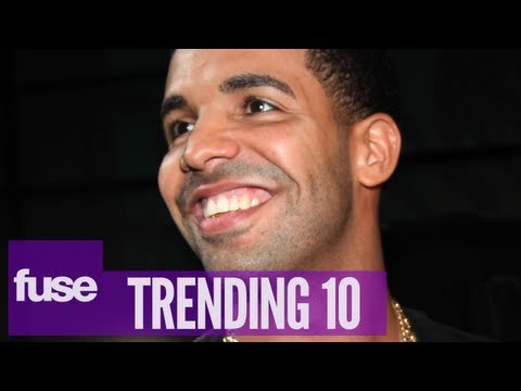 Drake Joined by Kanye West, Big Sean, J. Cole & More at OVO Festival - Trending 10 (8/06/13)