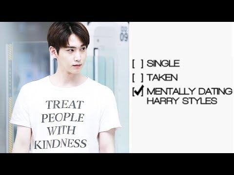Single taken mentally dating harry styles