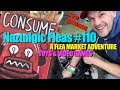 FLEA MARKET ADVENTURE #110 Selling & Buying (Antiques, Video Games, Vintage Toys)