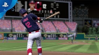 R.B.I. Baseball 18 – Gameplay Trailer | PS4