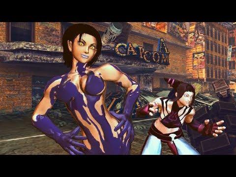 [PC] Street Fighter X Tekken - Playthrough