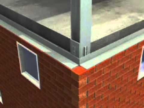 Steel Construction Brick Youtube