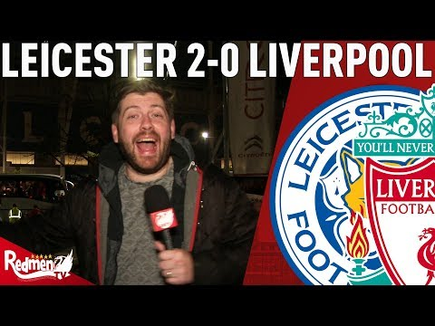 League Cup Upset At The King Power | Leicester 2-0 Liverpool | Paul's Uncensored Match Reaction