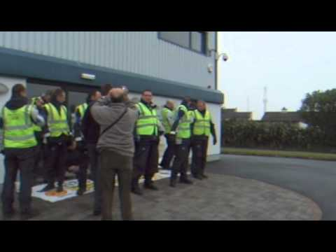 Close down of Belmullet Offices - 17/5/11