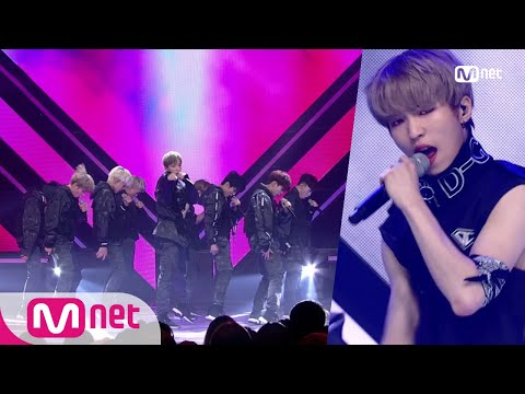 [D-CRUNCH - Palace] Debut Stage   M COUNTDOWN 180809 EP.582
