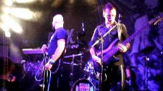 Hell poemer-when ichor calls for war (live in ioannina supporting septic flesh 1/11/2011)