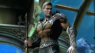 vuclip Injustice Gods Among Us   Español - Walkthrough - # 3