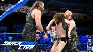 Video Daniel Bryan vs. The Miz - Gauntlet Match Part 3: SmackDown LIVE, June 19, 2018 download MP3, 3GP, MP4, WEBM, AVI, FLV Juni 2018