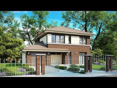 Деревянные дома под ключ из бруса по оптимальным ценам
