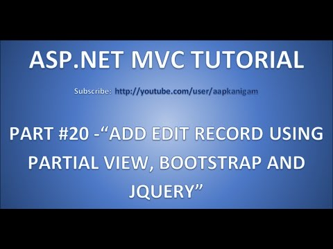 MVC 5 || Render PartialView into bootstrap modal using