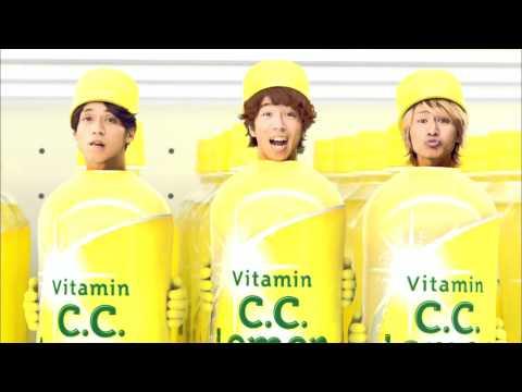 関ジャニ∞ C.C.レモン CM スチル画像。CM動画を再生できます。