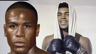 TBE or The Greatest   Floyd Mayweather jr   Muhammad Ali