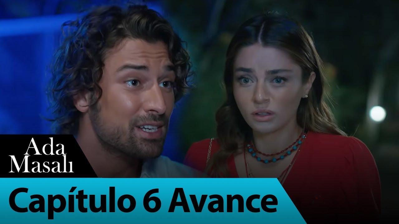 Cuento De La Isla (Ada Masalı) Capítulo 6 Oficial Trailer | Subtítulos en Español