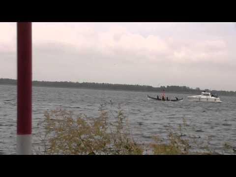 Hvidovre regatta 2014. Målfoto for Kvinder