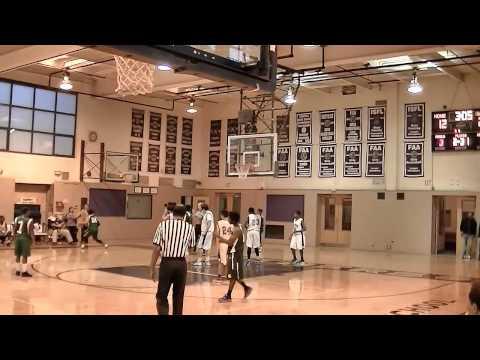 Masters JV2 Basketball Team vs Stamford Academy 1/13/2014