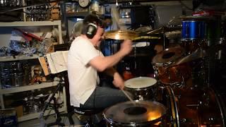 "Bonzoleum's 24"" Paiste Giant Beat Jam Solo *"