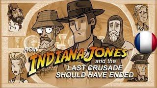 Comment Indiana Jones et la Dernière Croisade  aurait dû finir