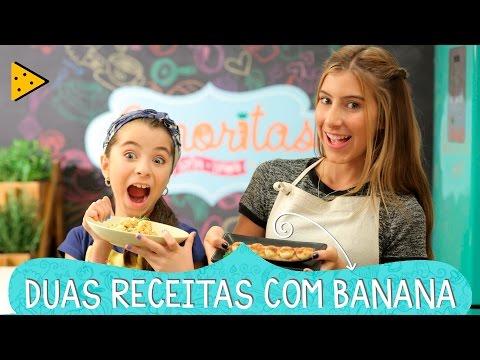 CARTOLA PERNAMBUCANA E FAROFA DE BANANA | IVANA & SOFIA