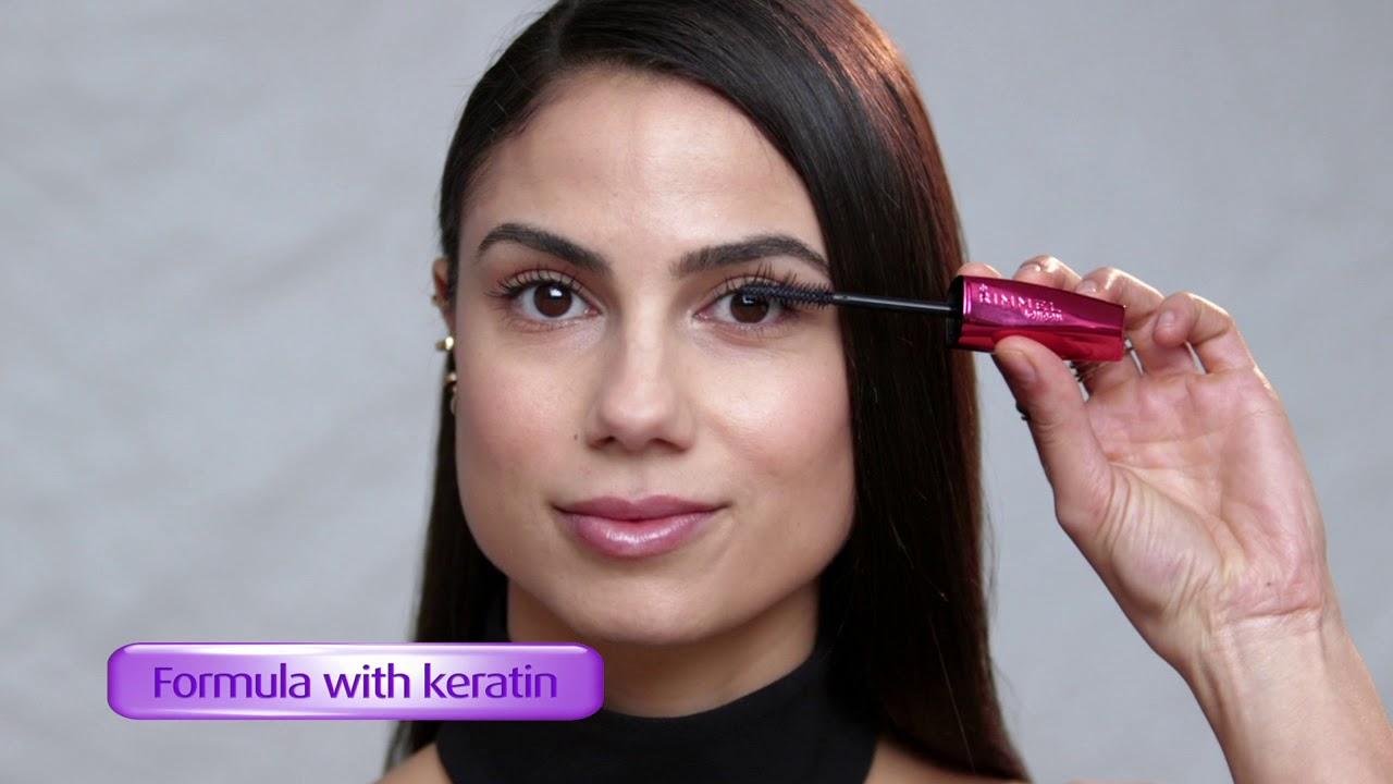 94eadb28355 Beauty Break Rimmel Wonderfully Real Mascara - YouTube