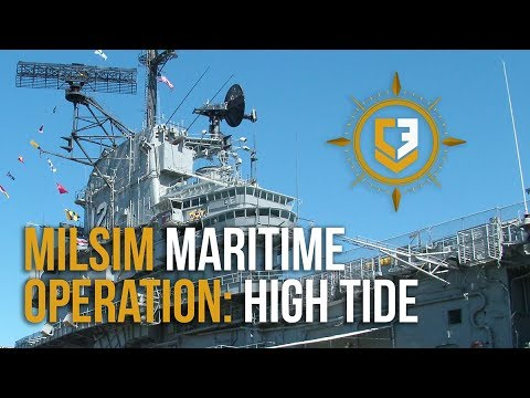 AirsoftC360 - Milsim Maritime, Op: High Tide Preview