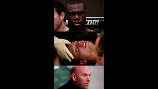 That time Uriah Hall Knocked Out his Opponent Spectacularly and Felt Instant Regret After