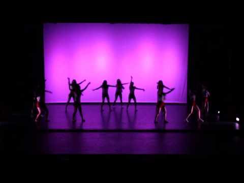 Whitney Young Asian American Club: Transformasian (5/23/15) Girls KPop