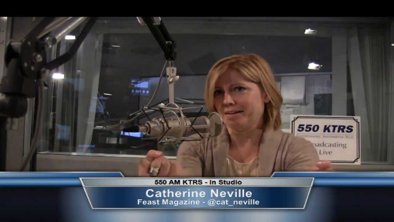 KTRS TV St Louis The McGraw Show With Cat Neville YouTube