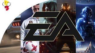 EA Play  Все Анонсы на E3 2017