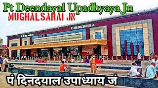 Pt Deendayal Upadhyaya Jn (Mughalsarai Railway Station)